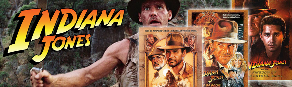 Indiana Jones Posters Original