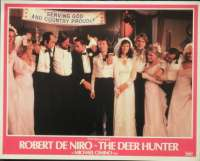 The Deer Hunter 1978 Lobby Card Robert De Niro Vietnam War