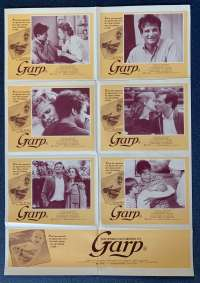 The World According To Garp Poster Original Photosheet 1982 Robin Williams