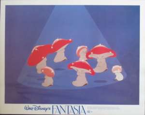 Fantasia - Disney Lobby Card No 5