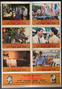 The Year Of Living Dangerously Poster Original Photosheet 1982 Mel Gibson Linda Hunt