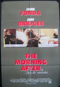 Morning After, The One Sheet Australian Movie poster