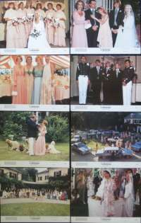 Wedding, A Lobby Card Set